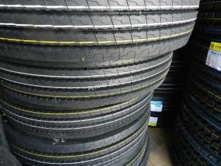 Unused 366 11R22.5 Truck Tires x2