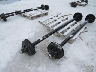 5,200 LB Axle 82