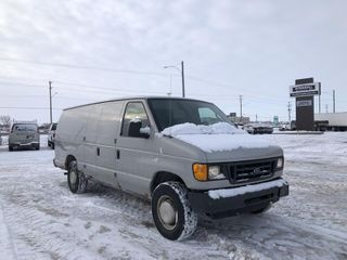 2003 Ford E250 Cargo Van UNRESERVED