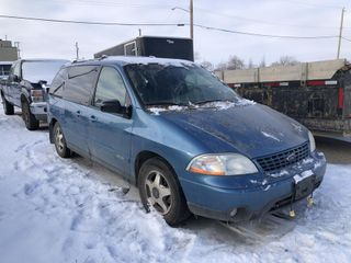 2002 Ford Windstar Sport Van UNRESERVED