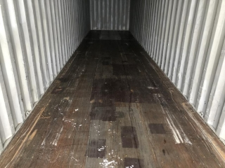 40' Seacan Shipping Container RESERVE LIFTED