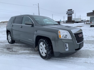 2013 GMC Terrain SLE SUV UNRESERVED