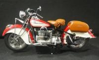 Franklin Mint 1942 Indian Motorcycle Model 442