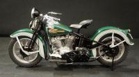 Franklin Mint 1936 Harley Davidson