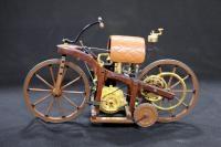1885 Daimler Single Track Motor Vehicle, 1:8 Scale