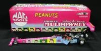 Shirley Muldowney Mac Tools/ Peanuts 1:24 Scale Diecast Top Fuels 2002 Dragster