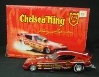 Kenny Bernstein Chelsea King 1979 Arrow Funny Car 1:24 Scale Diecast