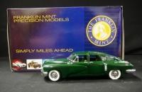 Franklin Mint 1948 Tucker Limited Edition # 795/2500