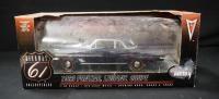 Highway 61 1963 Pontiac Lemans Coupe 1:18 Scale Diecast