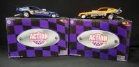 Action 1:24 John Force Brute Force 1977 And 1978 Monza Funny Cars