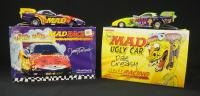 Action 1:24 Scale Diecasts, Includes Jerry Toliver Mad Magazine 1998 Pontiac And Dale Creasy Jr. Mad...