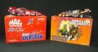 Gary Densham Mac Tools/ NHRA 50th 2001 Mustang And Cruz Pedregon Small Soldiers 1998 Pontiac, Both 1...