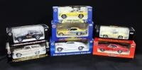 NAPA Crown Jewels Collection 1:24 Diecast Cars, See Description For List Of Cars, Total Qty 7