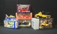 Diecast Tow Truck Collection, See Description For List Of Trucks, Total Qty 5