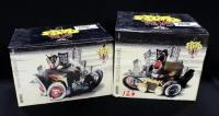 Speed Freaks Car Statuettes, Includes So-Lo Highboy And Flathead-Flyer, Qty 2