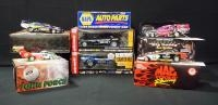 Funny Car Diecast Collection, Qty 7, See Description For List Of Cars
