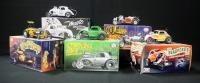 Collection Of ACME 1:18 Diecast Rat Rod Dragsters, See Description For List, Qty 5