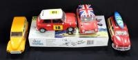 Collection Of Diecast Cars Of Various Scales, See Description For Details And Hawk Classics Silly Su...