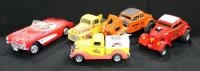 Collection Of Diecast Models, Total Qty 5, See Description For List Of Cars