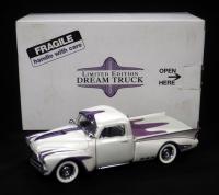 Danbury Mint 1950 Chevrolet Dream Truck Limited Edition SN# 412