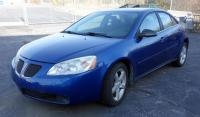 2007 Pontiac G6 Passenger Car, 75,456 Miles, V6, 3.5L, VIN # 1G2ZG58N574128578, SEE VIDEO