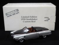 Danbury Mint 1950 Studebaker Custom Rod, Limited Edition SN# 734, Mirror Detached