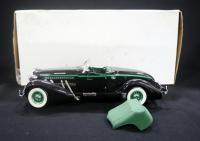 Franklin Mint 1935 Auburn Boattail Speeds