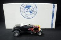 Franklin Mint McMullen Roadster, Windshield And 1 Headlight Detached