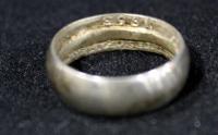 1963 Washington Quarter Ring, Size 4
