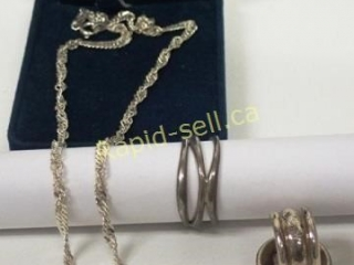 Sterling Silver Array