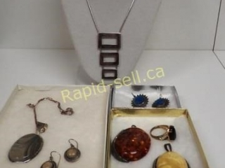 Sterling Silver Selection