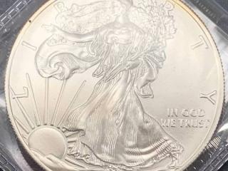 2015 .999 Silver Eagle 1oz