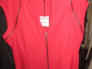 Sarah Pacini Tops - Size 3 - BID PRICE IS PER ITEM MUST TAKE 2 TIMES THE MONEY UNRESERVED
