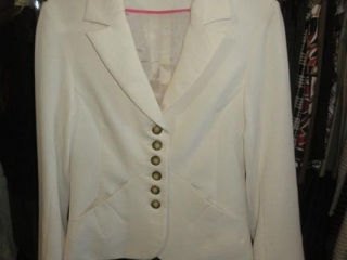 Jacqueline Conoir Coat and Michael Kors Top - Size 6 - BID PRICE IS PER ITEM MUST TAKE 2 TIMES THE M...