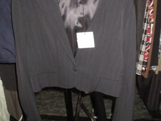 Sarah Pacini Coat and Lida Dabay Top - Size 2 - BID PRICE IS PER ITEM MUST TAKE 2 TIMES THE MONEY UN...