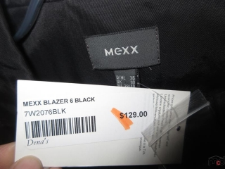 Mexx Coat - Size 6 UNRESERVED