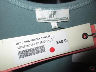 Dept Tops - Size M - BID PRICE IS PER ITEM MUST TAKE 2 TIMES THE MONEY UNRESERVED