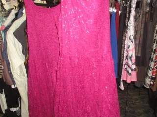 Sequence Lace Dresses - Size M - BID PRICE IS PER DRESS MUST TAKE 2 TIMES THE MONEY UNRESERVED