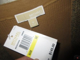 Michael Kors (Size M) and Supertrash (Size XL) Tops - BID PRICE IS PER ITEM MUST TAKE 2 TIMES THE MO...