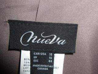 Nueva Tops - Size 14 - BID PRICE IS PER ITEM MUST TAKE 2 TIMES THE MONEY UNRESERVED