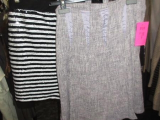 Jacqueline and Dept Skirts - Size 4 - BID PRICE IS PER ITEM MUST TAKE 2 TIMES THE MONEY UNRESERVED