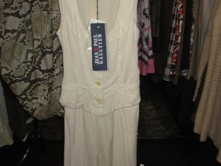 Jean's Paul Gaultier and Michael Kors Dress/Top - Size 8 - BID PRICE IS PER ITEM MUST TAKE 2 TIMES T...