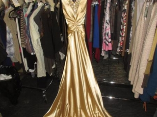 Evening Gown - Size 2 UNRESERVED