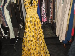 Evening Gown - Size 14 UNRESERVED