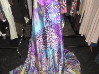 Evening Gown - Size 4 UNRESERVED