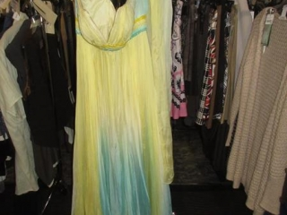 Evening Gown - Size 10 UNRESERVED