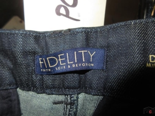 Versace and Fidelity Pants - Size 31 - BID PRICE IS PER ITEM MUST TAKE 2 TIMES THE MONEY UNRESERVED