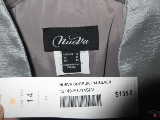 Nueva Shirts - Size 14 - BID PRICE IS PER ITEM MUST TAKE 2 TIMES THE MONEY UNRESERVED