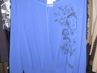 Dept and Dolcezza Tops - Size XL - BID PRICE IS PER ITEM MUST TAKE 2 TIMES THE MONEY UNRESERVED