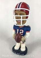 Jim Kelly Bobble Head, autographed by Jim Kelly